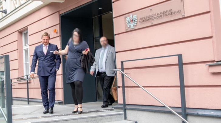 Bei der gestrigen Verhandlung wurden neun der zehn Angeklagten für schuldig befunden.