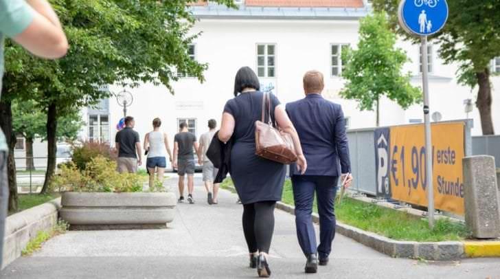 Der Villacher Bürgermeister wurde bei der gestrigen Verhandlung vor dem Landesgericht Klagenfurt zu einer Geldstrafe von 14.000 Euro verurteilt.