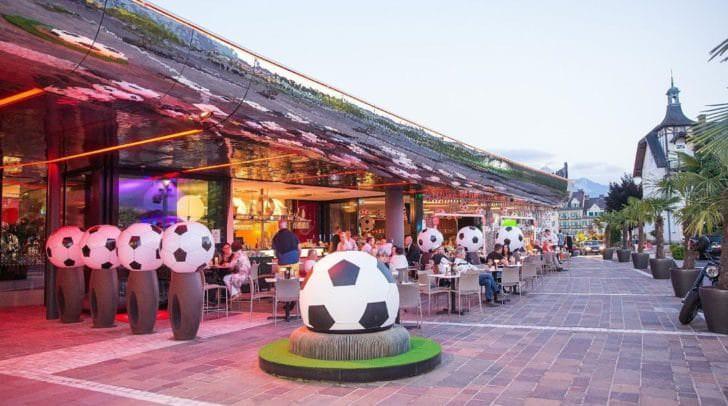 Das Casino wird zur Public-Viewing-Arena