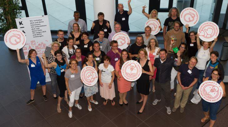 Rund 30 Kreativschaffende aus fünf Bundesländern folgten der Einladung der Wirtschaftskammer Kärnten, dem Land Kärnten und der Kreativwirtschaft Austria (KAT) nach Klagenfurt.