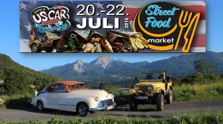 Amerikanische Autos, kulinarische Genüsse und Unterhaltung für Jung und Alt - beim US-Car Festival mit Streetfood-Market bleiben keine Wünsche offen.