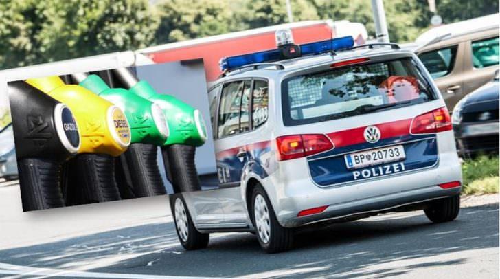 Sämtliche Polizeifahrzeuge im Krisenfall zukünftig bei Tankstellen des Österreichischen Bundesheeres betankt werden.