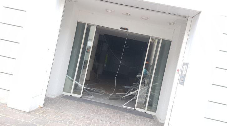 Aktuell entkernt man das Erdgeschoss.