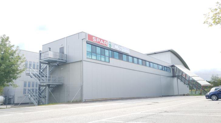 Der neue IT-Standort liegt am Gelände des TANN Betriebes in Föderlach.