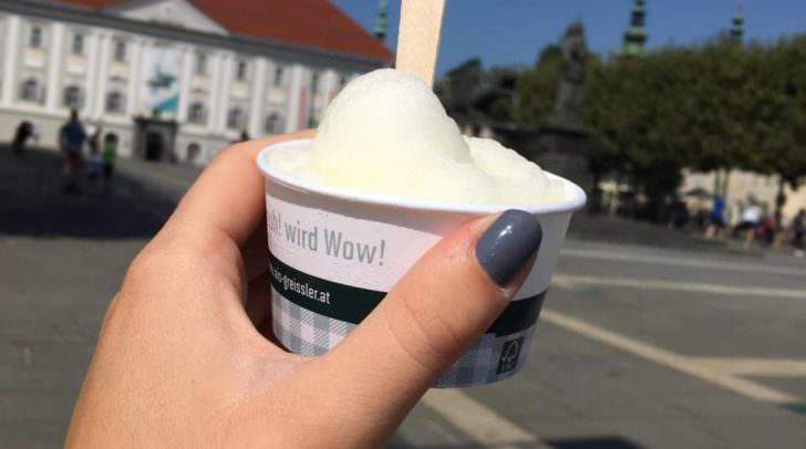 5 Minuten Klagenfurt auf Eistest-Tour durch Klagenfurt.