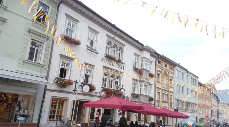 Das Villacher Traditionshotel hat ab 1. September neue Eigentümer.