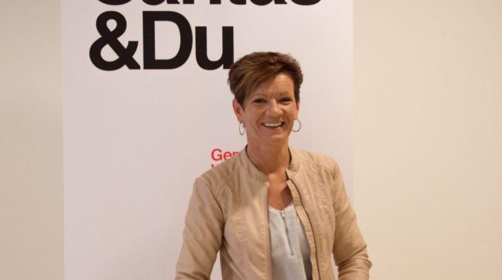 Kursbegleiterin Heidi Stockenbojer lädt empathische Menschen zur Teilnahme an der Ausbildung ein.