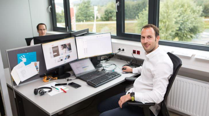 Noch werden Mitarbeiter für das IT-Zentrum in Wernberg gesucht