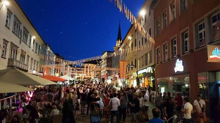 Am kommenden Mittwoch laden rund 100 Unternehmer wieder zum langen Sommer-Einkaufsabend.