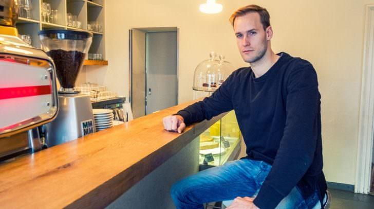 Marco Knaller in Ingolstadt