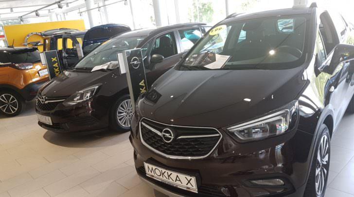 Warum nicht mal ein Opel?