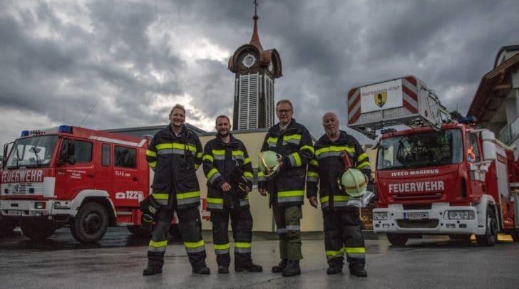 Am Freitag, den 14. September, fand eine Feuerwehrübung bei der Schaubrauerei