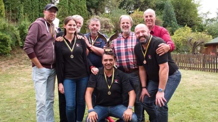 Teilnehmer des 1. Villacher Spaß- und Sportevents