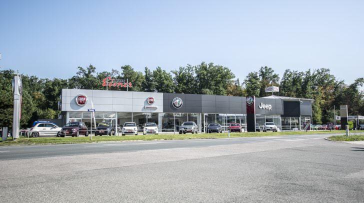 Tolle Fahrzeuge bei Eisner Italia erleben …