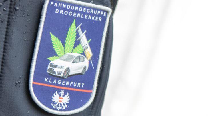 Rund 100 Drogenlenker werden von den Klagenfurter Polizisten jedes Jahr kontrolliert.