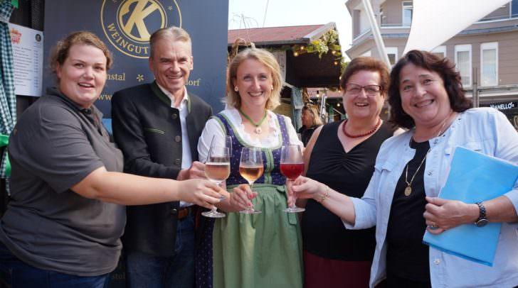 Am 15. und 16. September 2018 fand das Herbstfest in Velden statt.