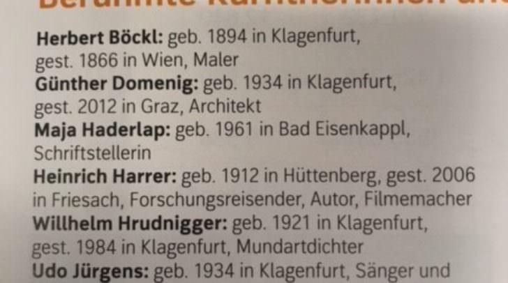 Fehler Nr. 1: Rudnigger vs. Hrudnigger