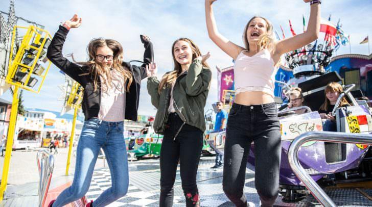 Die Herbstmesse ist mit den verschiedenen Themenbereichen und Attraktionen ein Event für Jung und Alt.