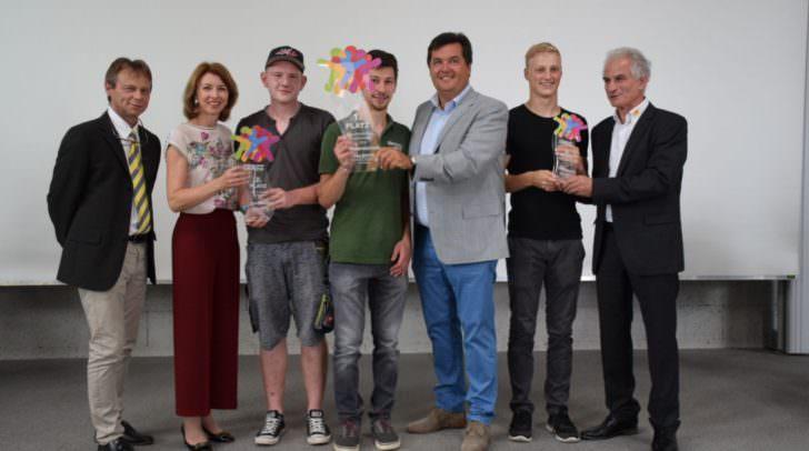 Klaus Rainer, Gaby Schaunig, Thomas Sternat , Stefan Bader, Klaus-Peter Kronlechner, Michael Fischer, Manfred Kuternig