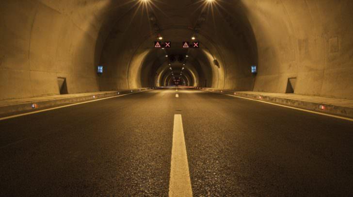Die Tunnel der Klagenfurter Nordumfahrung werden in vier Nächten wegen Reinigungsarbeiten gesperrt.