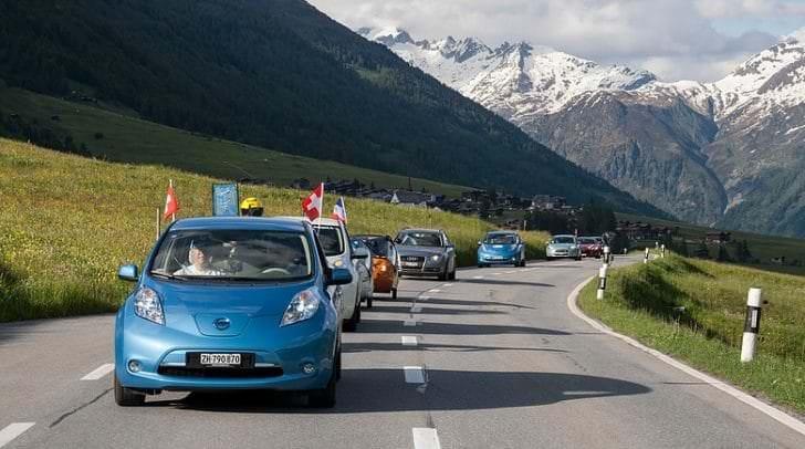 Insgesamt werden bei der Wave Austria 1.600 Kilometer durch ganz Österreich zurückgelegt.