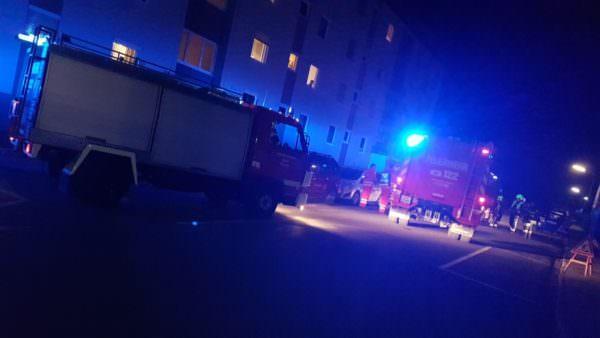 Der Wohnungseigentümer löschte den Brand.