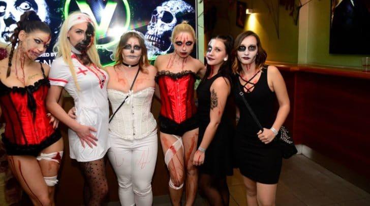 Kärntens größte Halloween Party findet diesmal im Villacher V-Club statt.