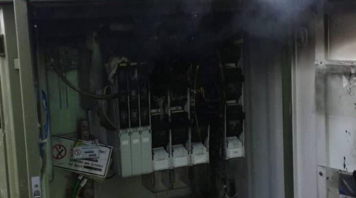 Warum der Brand in dem für den Betrieb installierten Trafo ausgebrochen war, ist derzeit nicht bekannt.