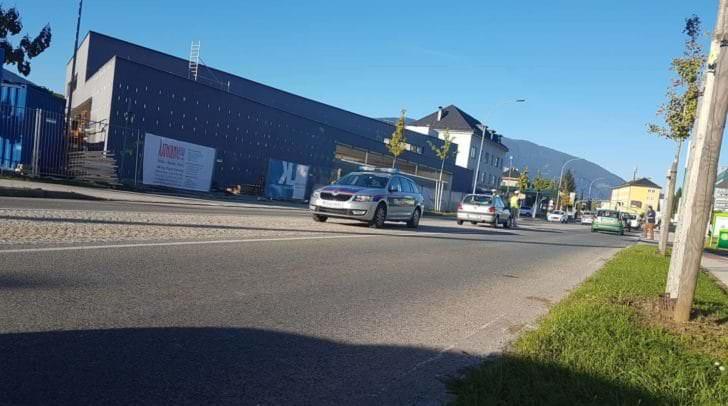 Auf der Ossiacher Zeile wurde heute, Donnerstag, eine Verkehrsschwerpunktkontrolle durchgeführt.