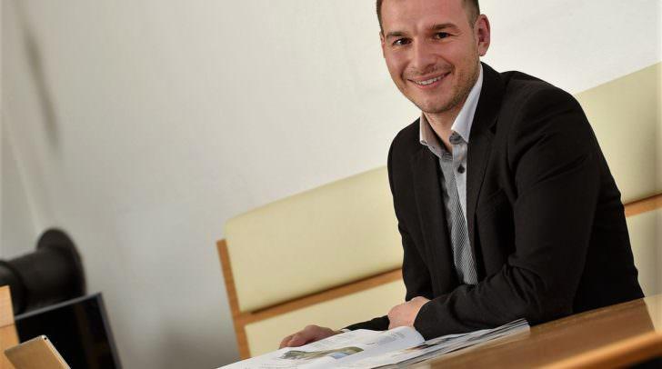 Das jüngste Teammitglied, Andreas Orter, ist euer Ansprechpartner wenn es um freie Grundstücke geht.