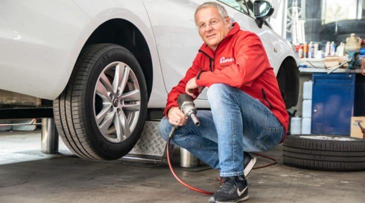Das EISNER-Team rund um Kundendienstleiter Josef Pechmann kümmert sich um eure Sicherheit