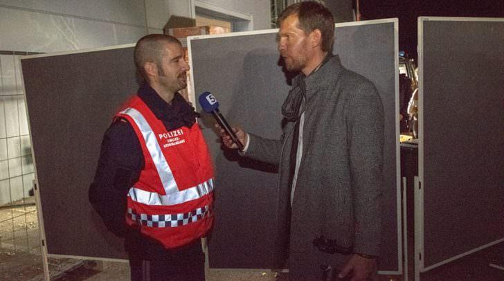Stephan Brozek vom Villacher Stadtpolizeikommando