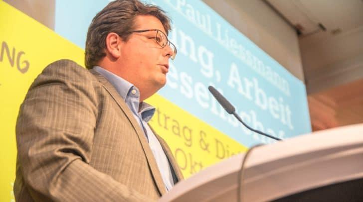 (Archivbild) Christian Pober wird das Stadtsenats-Mandat der ÖVP Villach annehmen.