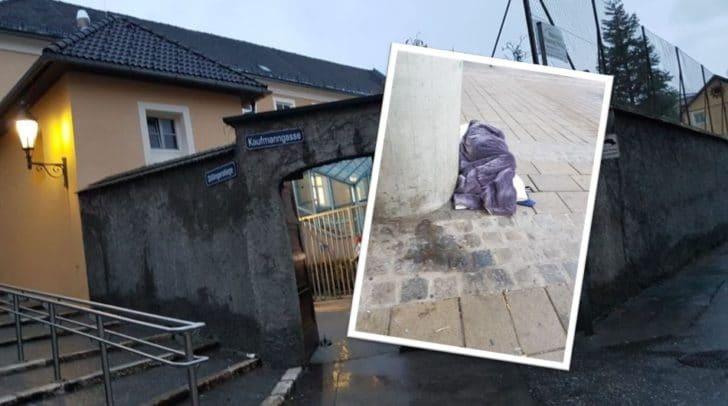 """Um die Obdachlosen zu unterstützen, bittet die Caritas um Spenden für die Tagesstätte """"Eggerheim"""" in Klagenfurt."""