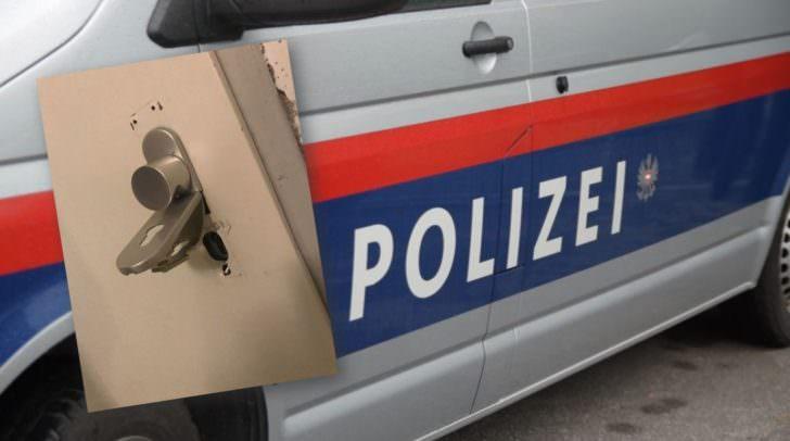 Mehrere Kellerabteile in der Leopold Hrazdil Straße wurden aufgebrochen.