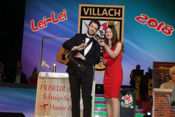 Villach wird die Fasching-Landeshauptstadt 2019.
