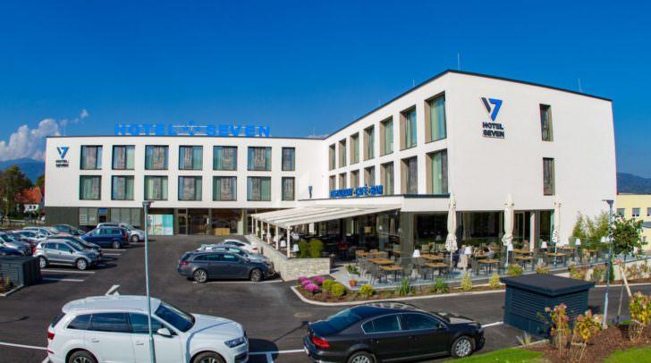 Dank der guten Lage des Hotels, wird die An- und Abfahrt leicht gemacht.