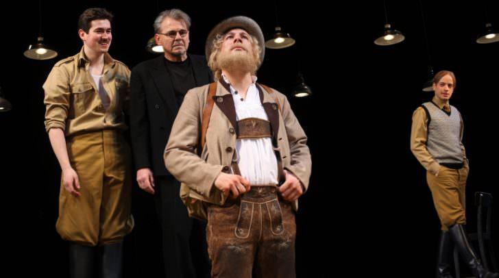 Das großartige Ensemble aus dem Theater in der Josefstadt kommt am kommenden Donnerstag nach Villach.