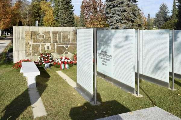 Die Gedenkfeier fand am Friedhof Klagenfurt-Annabichl statt.