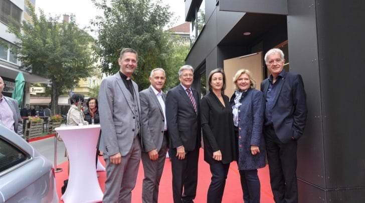 Eröffnungsfest ZT-Kammer mit zahlreichen Ehrengästen