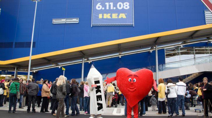 IKEA Klagenfurt ist 10!
