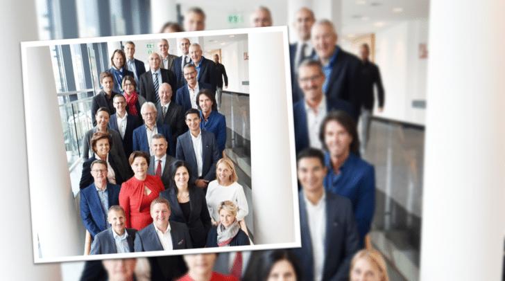 Die Teilnehmer des Innovationskongresses
