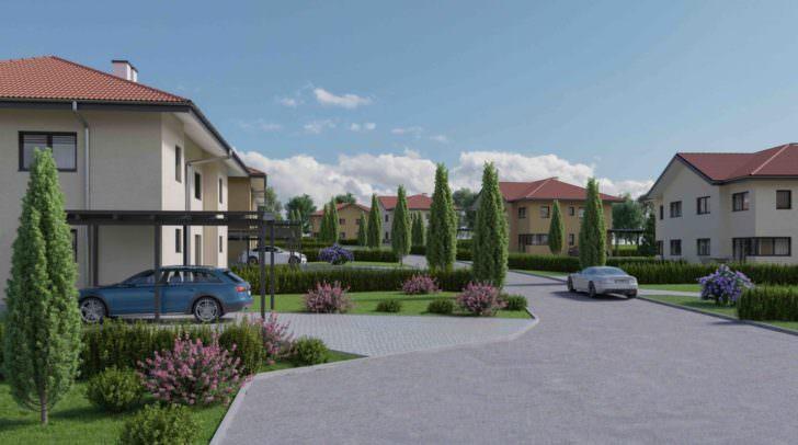 Die Häuser können individuell ausgewählt werden. Ob ihr einen Keller oder eine Galerie braucht, entscheidet ihr!