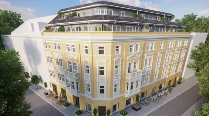 Mit einer Millionen-Investition wird das Projekt in der Postgasse/Italienerstraße umgesetzt
