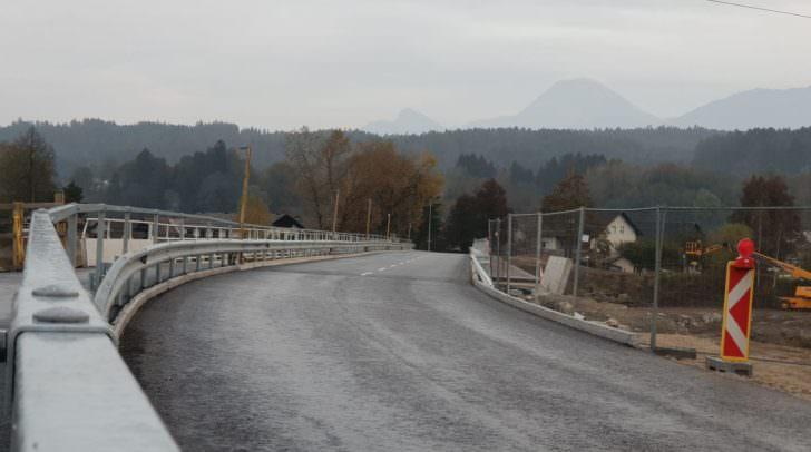 Laut der FPÖ Villach gibt es Bauverzögerungen bei der Tschinowitscher Brücke.