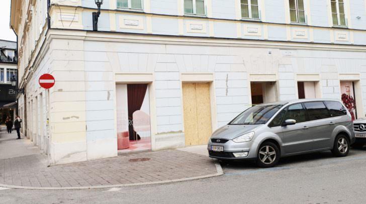 Der Mode Store Marc Cain eröffnet in der Domgasse.