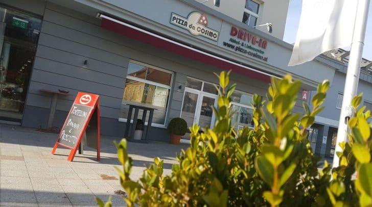 """Pizza da Cosimo """"versteckt"""" sich seit einigen Monaten am neuen Standort in der Ossiacher Zeile."""