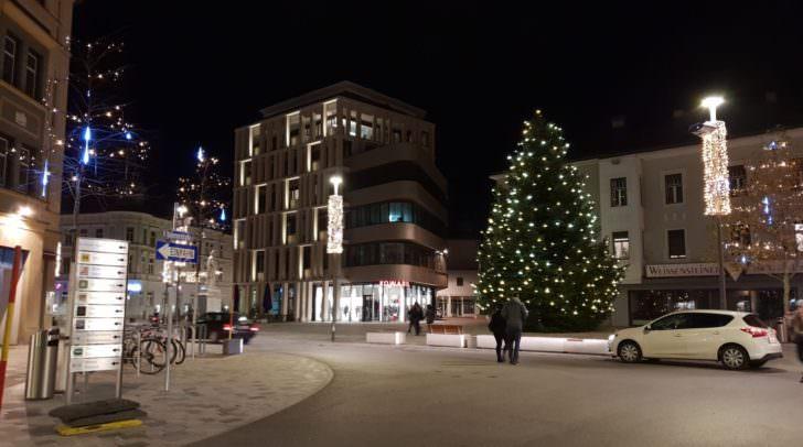 Nächstes Jahr zu Weihnachten könnte hier das Ö3 Weihnachtswunder stattfinden.