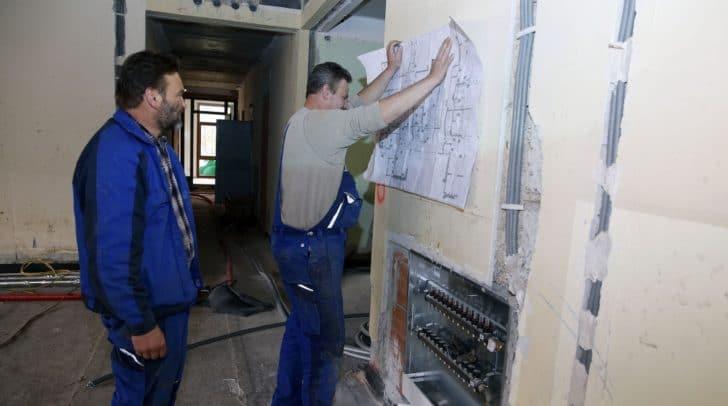 Am Bildungsstandort in Landskron werden kommendes Jahr 6,3 Millionen Euro investiert