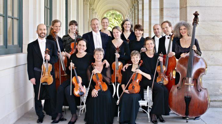 Das Bayerische Kammerorchester eröffnet die Kulturveranstaltungen im November.